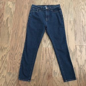 Urban Outfitters BDG High Rise Twig Grazer Jean
